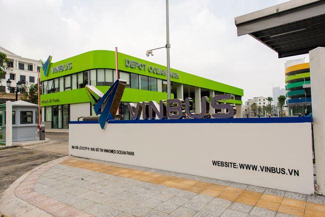 Ga Depot Vinbus Ocean Park