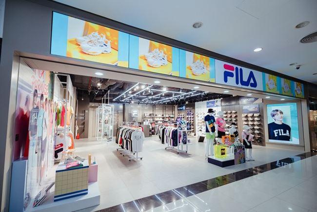 Không gian mua sắm được thiết kế đẹp mắt tại Vincom Mega Mall Ocean Park