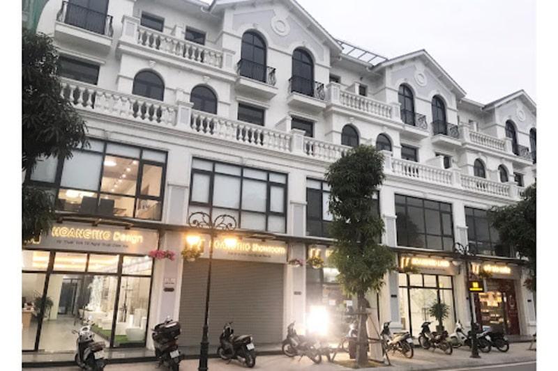 Shophouse tiểu khu Sao Biển Vinhomes Ocean Park