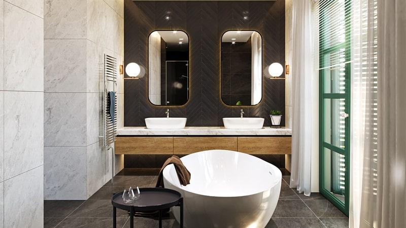 Thiết kế nội thất tiểu khu San Hô Vinhomes Ocean Park