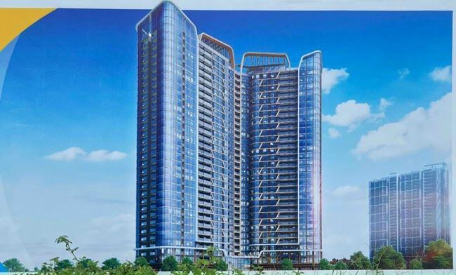 Thiết kế tòa nhà phân khu The Bayfront
