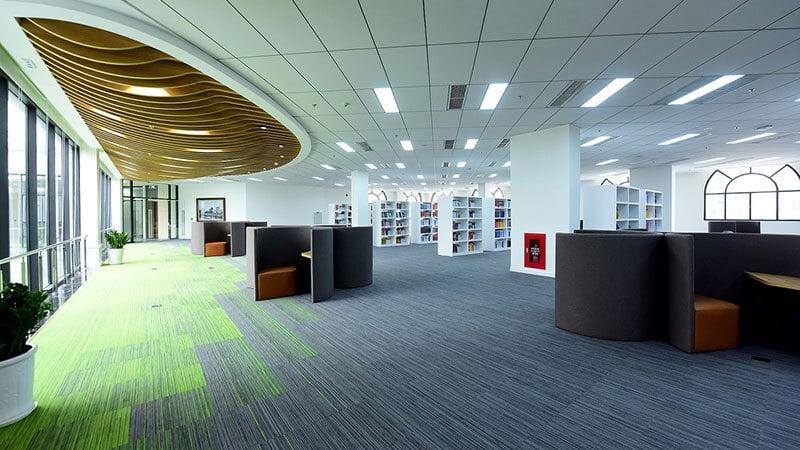 Thư viện VinUni Vinhomes Ocean Park