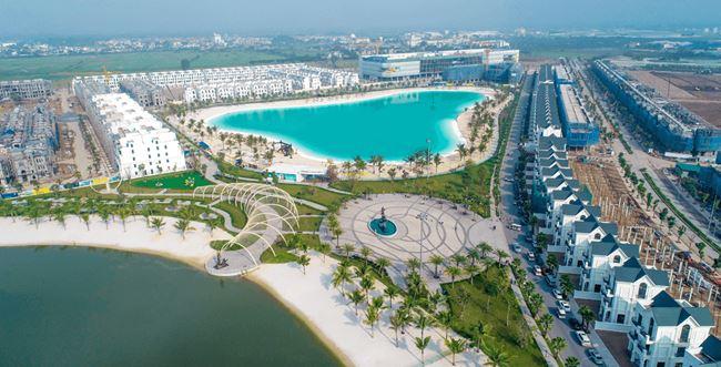 Tìm hiểu địa chỉ Vinhomes Ocean Park