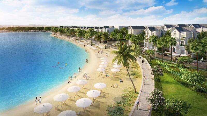Tổng quan biệt thự Vinhomes Ocean Park