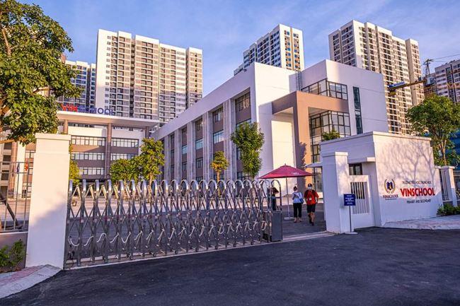Vinschool Vinhomes Ocean Park - Hệ thống trường liên cấp theo tiêu chuẩn quốc tế hàng đầu Việt Nam
